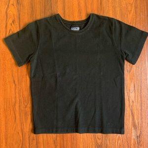 patagonia organic cotton t shirt sz L